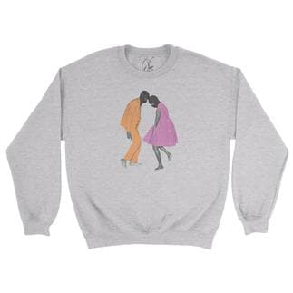 SWEAT COL ROND - COUPLE