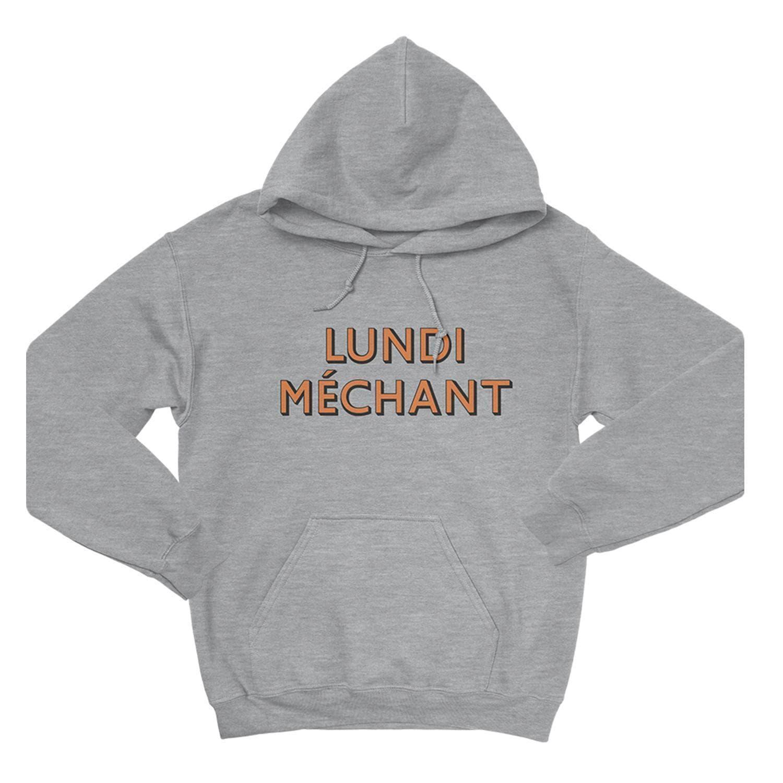 HOODIE LUNDI MECHANT